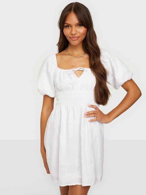Faithfull the Brand Nikoleta Mini Dress Loose fit dresses