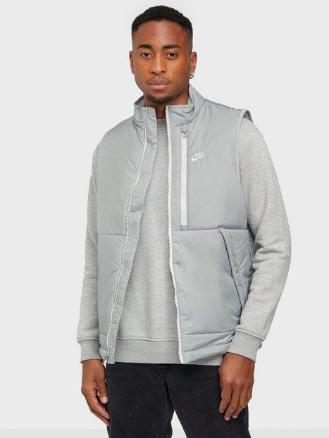 Nike Sportswear M Nsw Tf Rpl Legacy Vest Jakker & frakker Smoke Gray