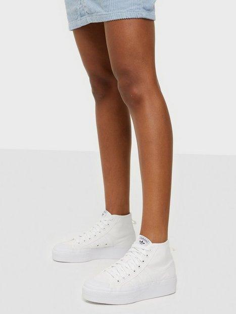 Adidas Originals Nizza Platform Mid High Top