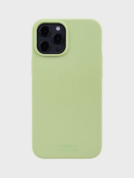 Holdit Silicone Case iPhone 12Pro Max Mobilcovere Kiwi