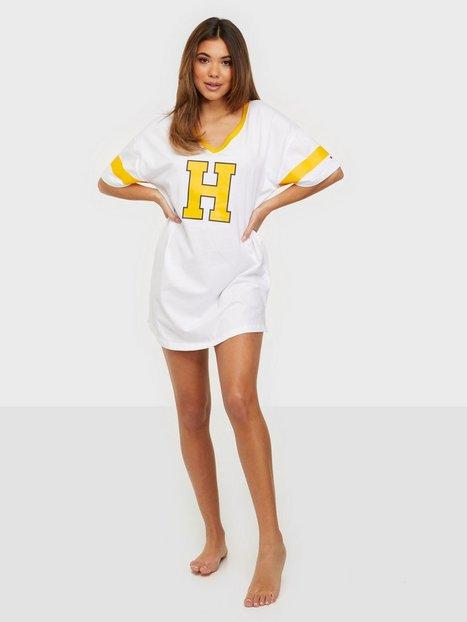 Tommy Hilfiger Underwear Ss Dress Varsity Överdel
