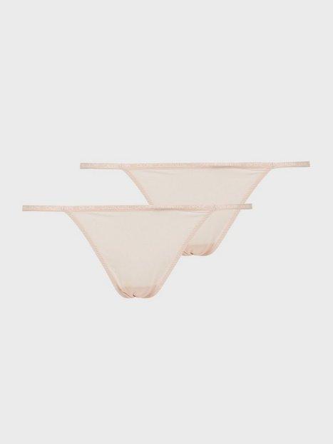 Calvin Klein Underwear Thong 2PK G-strenge
