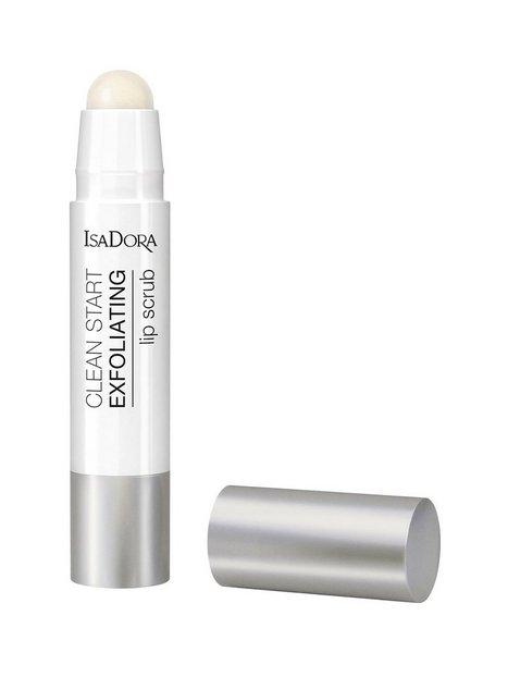 Isadora Clean Start Exfoliating Lip Scrub Makeup