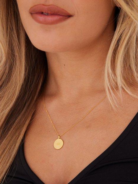 Syster P Lucky Coin Heal Necklace Halskæder