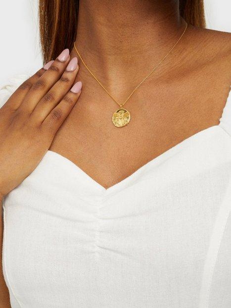 Syster P Lucky Coin Strength Necklace Halskæder