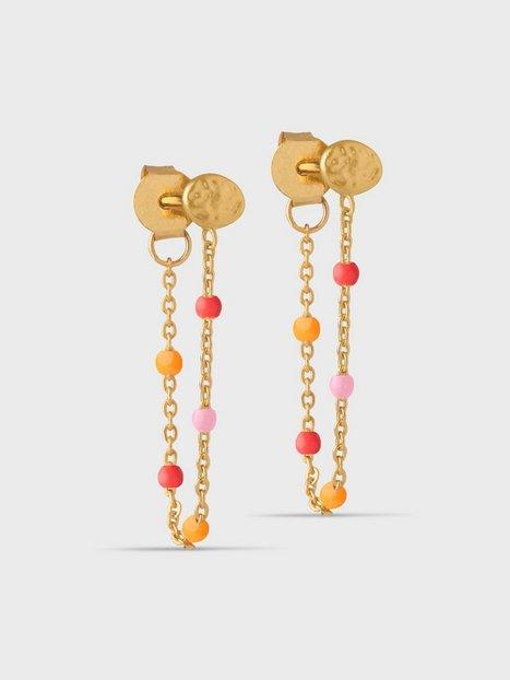 ENAMEL Copenhagen Lola Earring Smykker Guld