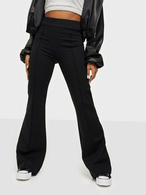 Spanx The Perfect Black Pant, Hi-Rise Flare Bukser