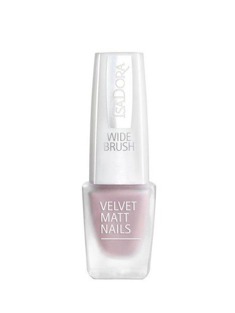 Isadora Velvet Matt Nails Negle Lavender Vibe