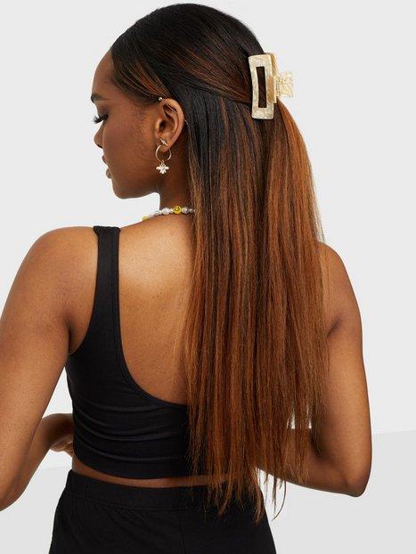 Bow19 HairClip Övrigt White