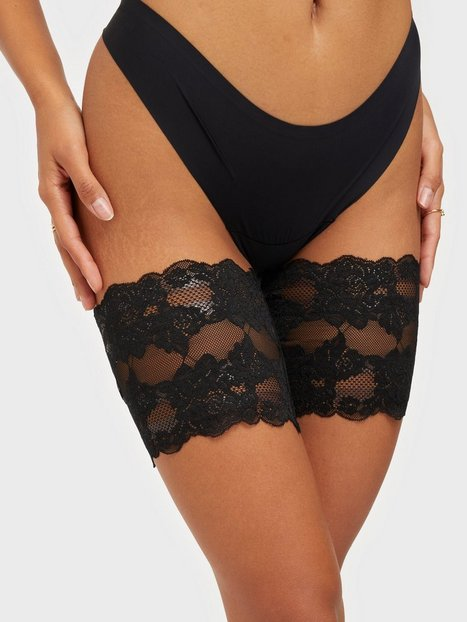 Hunkemöller 2-Pack Lace Thigh Bands Stay-Ups