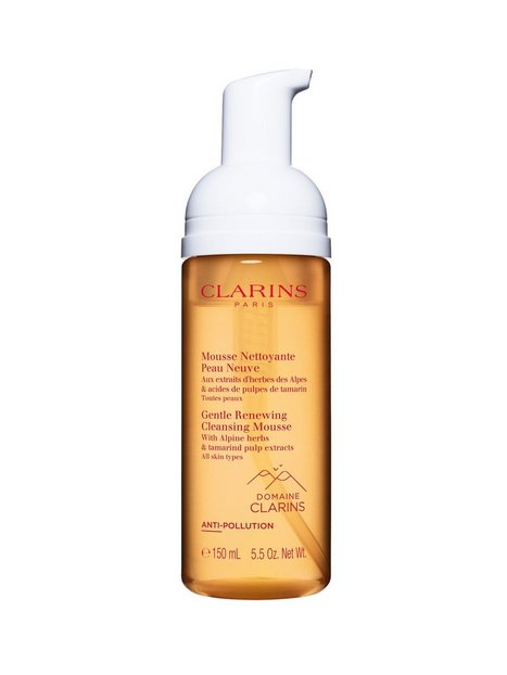 Clarins Gentle Renewing Cleansing Mousse Ansigtsrens