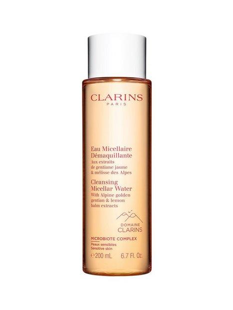 Clarins Cleansing Micellar Water Ansigtsrens