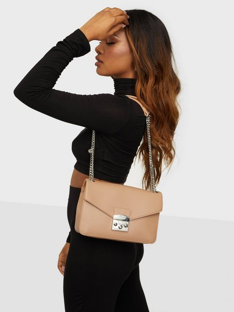 Unlimit Shoulder Bag Ella Skuldertasker Latte