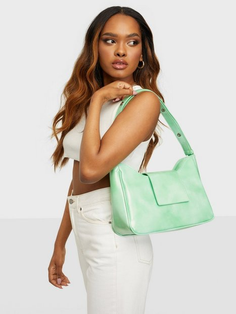 Unlimit Shoulder Bag Stella Skuldertasker Green