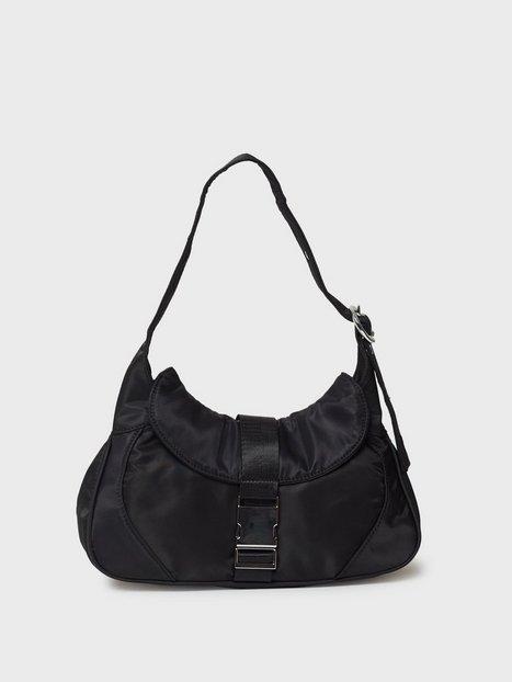 SILFEN Handbag Thea Skuldertasker Black