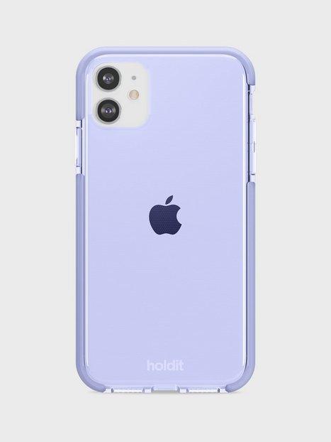 Holdit iPhone 11/XR Seethru Case Mobilcovere Lavender