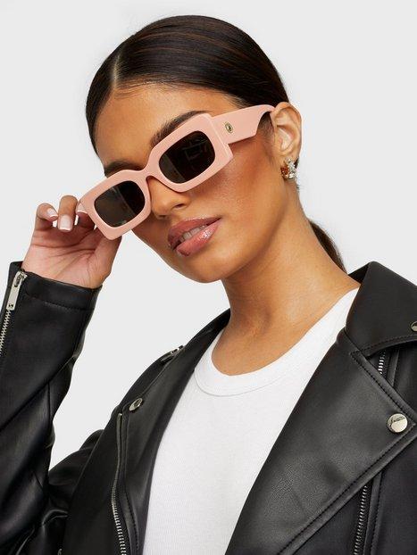 Le Specs Oh Damn! Solbriller Rosewood
