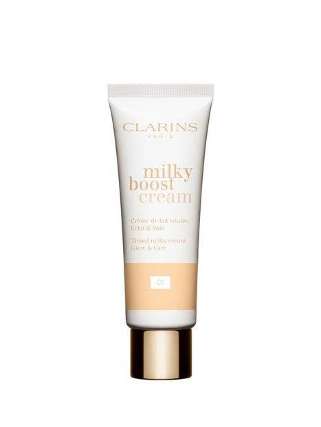 Clarins Milky Boost Cream Primere 01