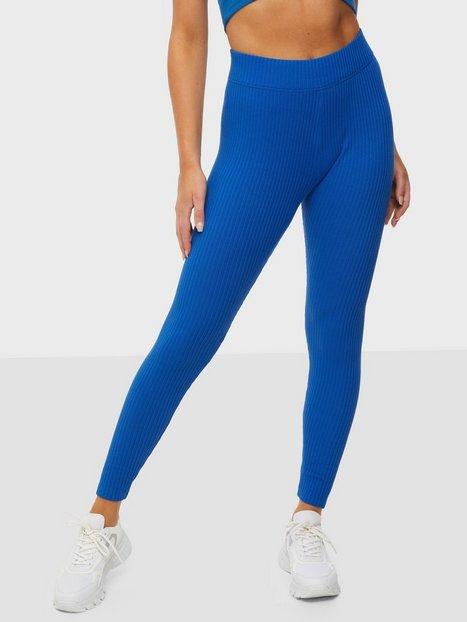 NuNoo Rib Leggings No. 1 Leggings Royal Blue