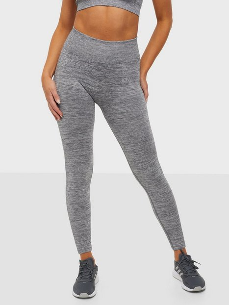 ICANIWILL Willow Seamless Tights Træningstights Grey Melange