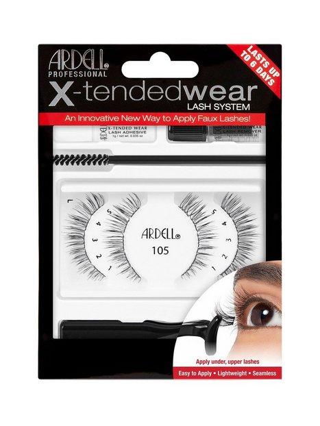 Ardell X-tended Wear Lash System 105 Kunstige øjenvipper