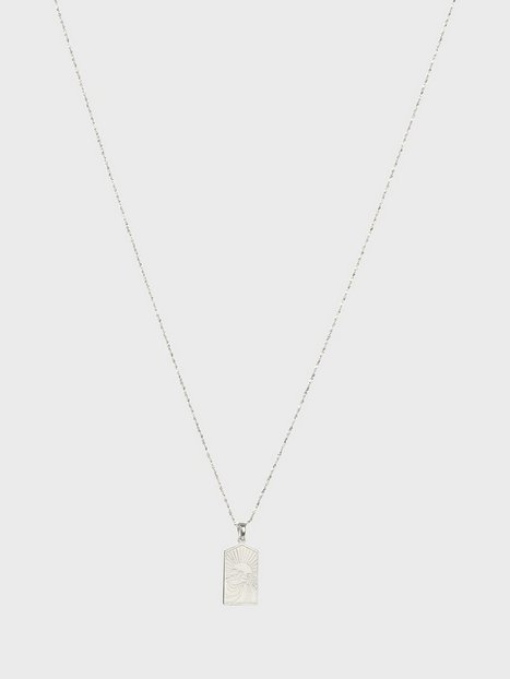 Syster P Lucky Coin Keep Dreaming Necklace Halskæder