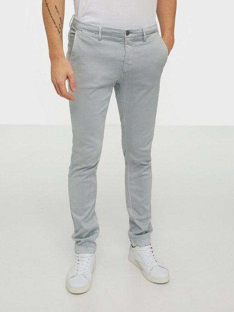 Replay M9627L Zeumar Pants Bukser Grey - herre