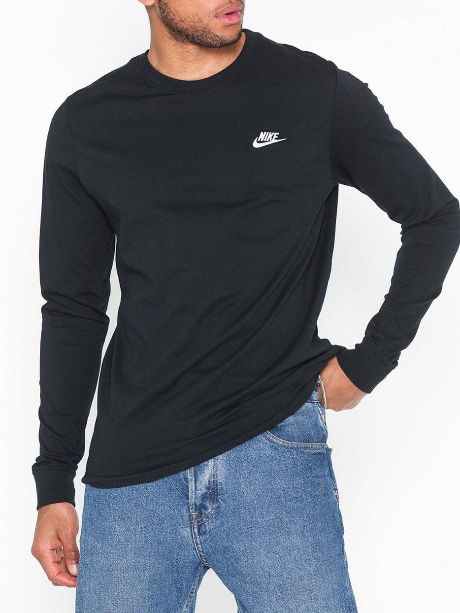 M NSW CLUB TEE LS, Nike Sportswear