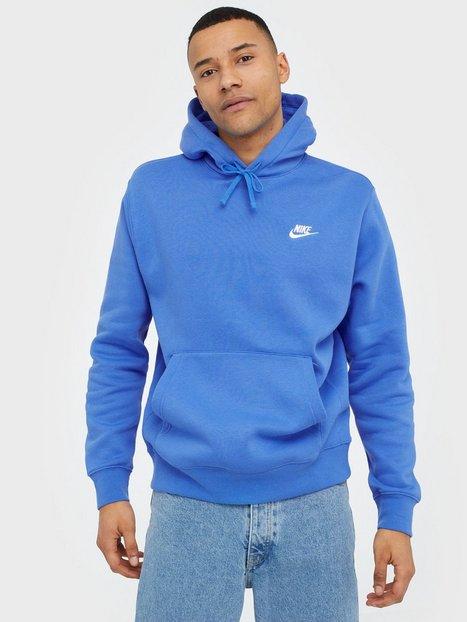 Nike Sportswear M Nsw Club Hoodie Po Bb Trøjer Pacific mand køb billigt