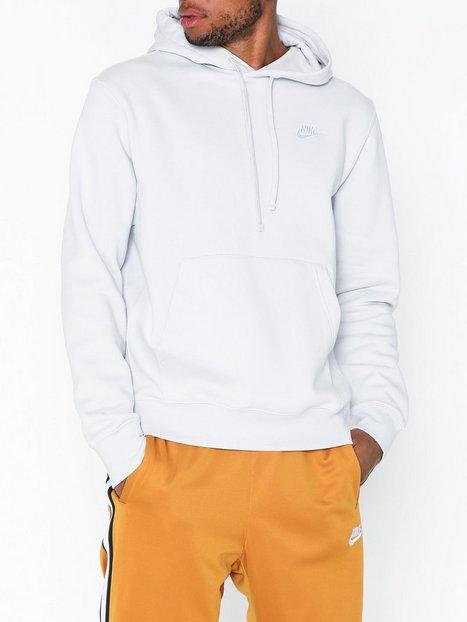 Nike Sportswear M Nsw Club Hoodie Po Bb Trøjer Grey
