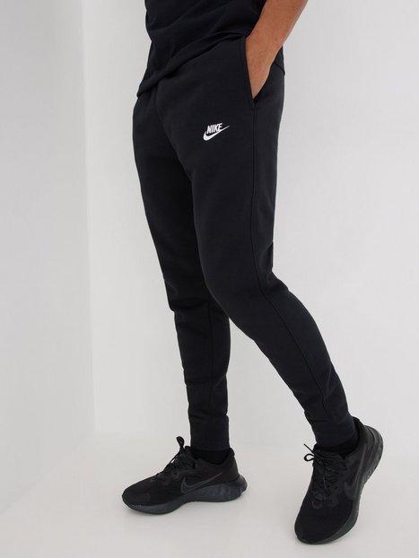 Nike Sportswear M Nsw Club Jggr Bb Bukser Sort mand køb billigt