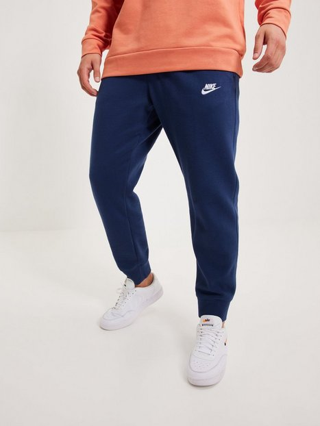 Nike Sportswear M Nsw Club Jggr Bb Bukser Navy mand køb billigt