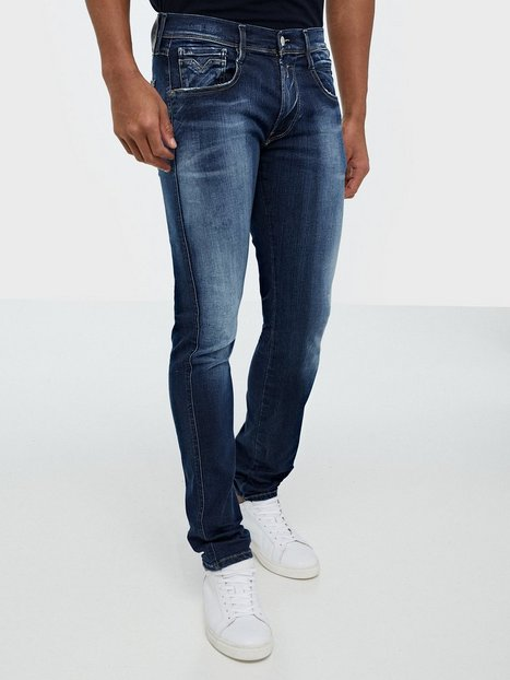 Replay M914Y Anbass Jeans Jeans Dark Blue