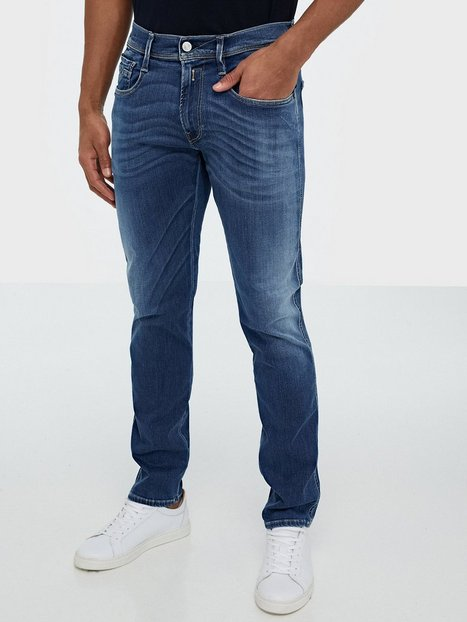 Replay M914Y Anbass Jeans Jeans Medium Blue