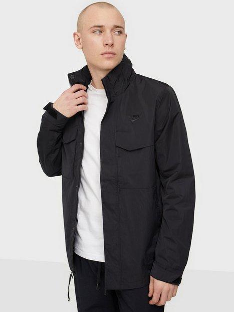 Nike Sportswear M Nsw Pe Lnd Hd M65 Jakker & frakker Black