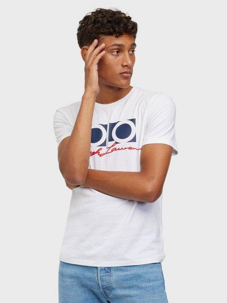 Polo Ralph Lauren Short Sleeve T-shirt T-shirts & undertrøjer White
