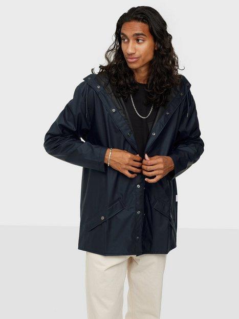 Rains Jacket Jakker & frakker Blue