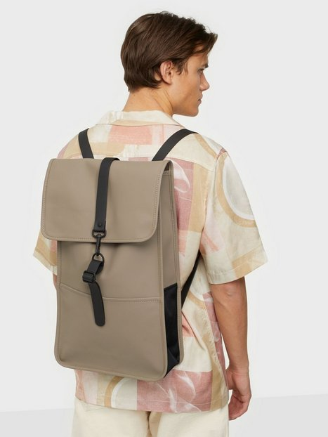 Rains Backpack Tasker Taupe