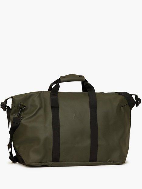 Rains Weekend Bag Tasker Green mænd køb billigt