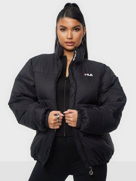 Fila SUSI puff jacket Dunjakker Black