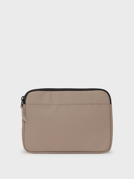 "Rains Laptop Case 13"" Tasker Taupe"