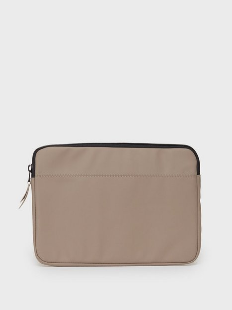 "Rains Laptop Case 15"" Tasker Taupe"