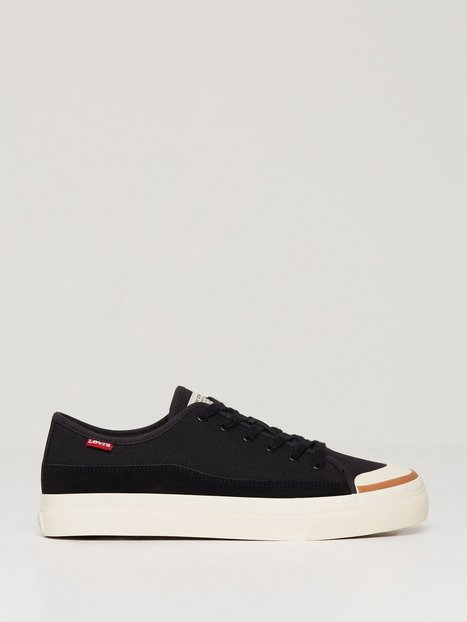 Levis Square Low Sneakers Black