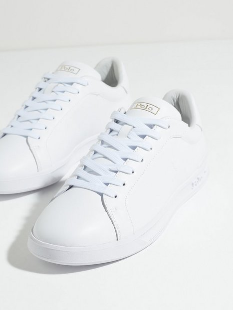 Polo Ralph Lauren Sneakers High Top Lace Sneakers White