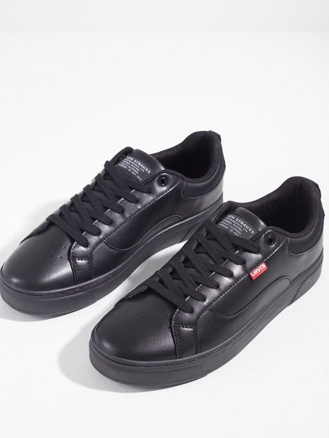 Levis Caples 2.0 Sneakers Black