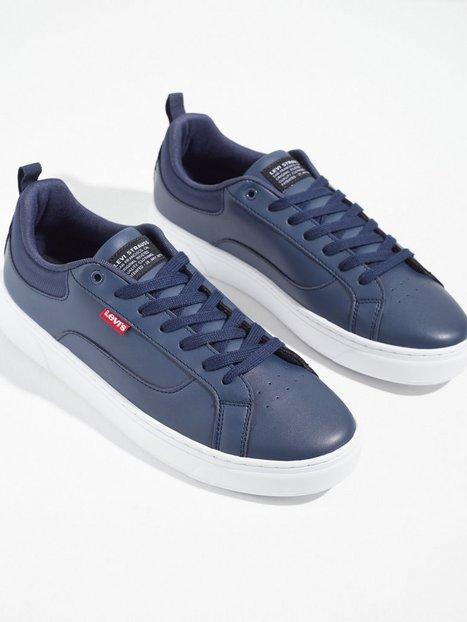 Levis Caples 2.0 Sneakers Blue