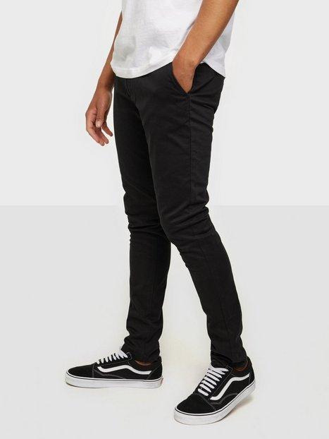 Tailored Originals Pants - TORainford Bukser Black