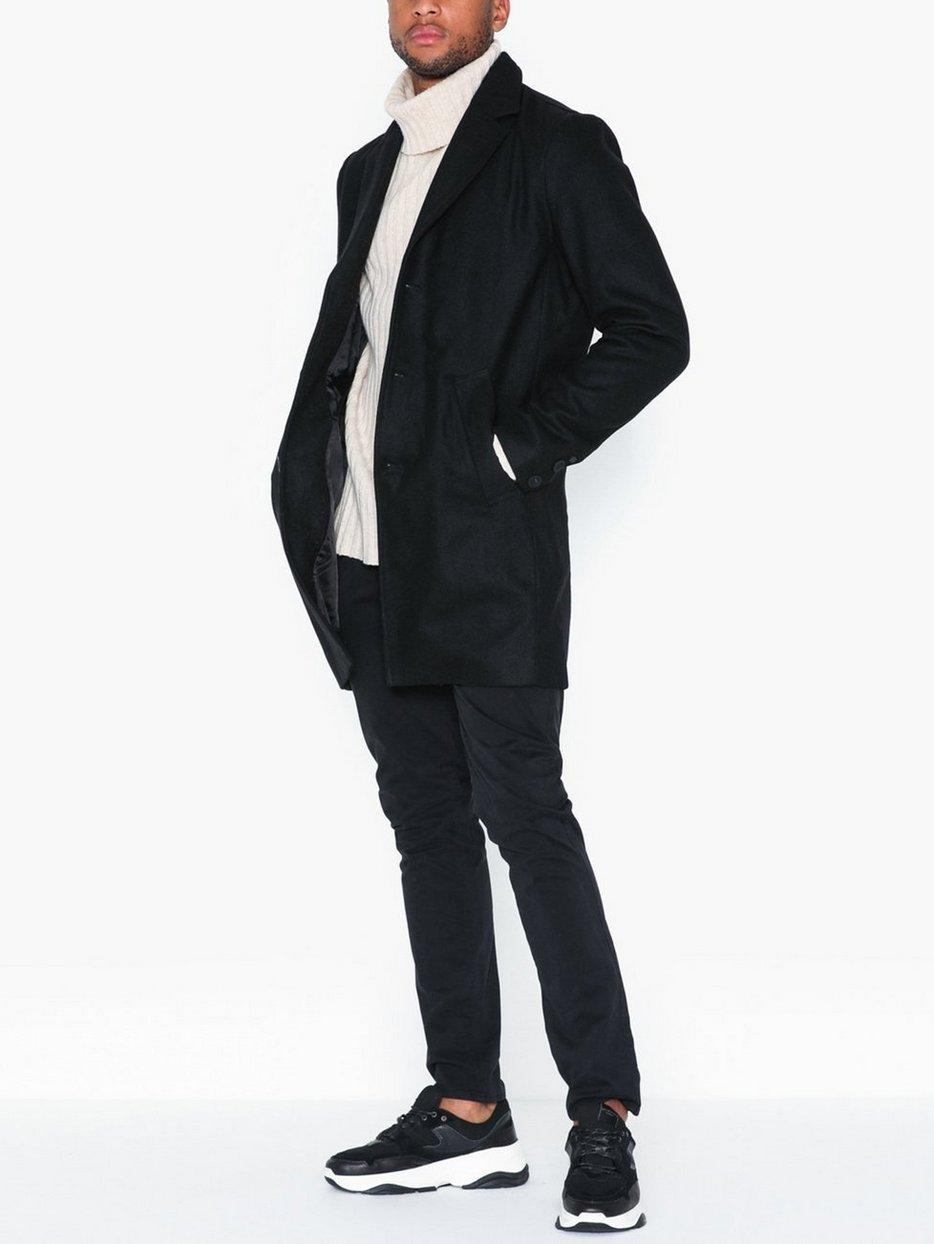 Fayette Faux Wool Jacket