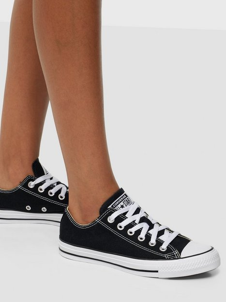 Converse All Star Canvas Ox Low Top Sort