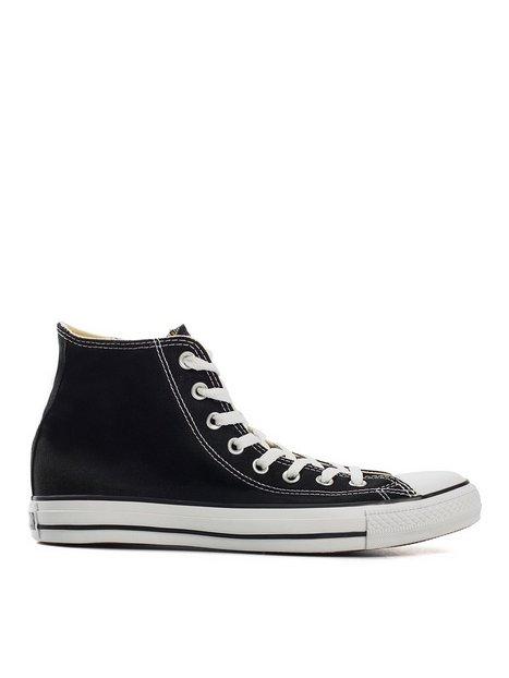 Converse All Star Canvas Hi Sneakers Sort mand køb